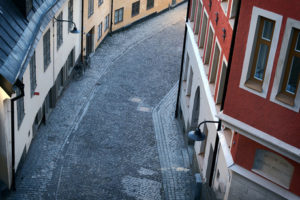 big and trendy stockholm